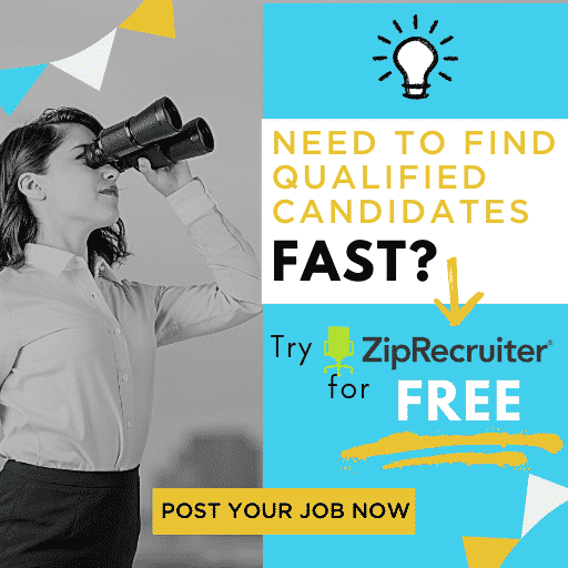 Try ZipRecruiter